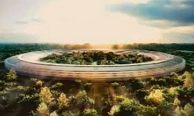 """""""Creo que vamos a construir el mejor edificio de oficinas del mundo"""", dijo Steve Jobs. (Foto: Cortesía Fortune)"""