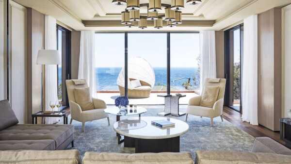 La Corniche Villa, Niza, Cote d'Azur, Francia