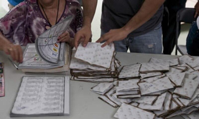 El INE y Coparmex no precisaron de qué forma se va a promover el voto. (Foto: Cuartoscuro )