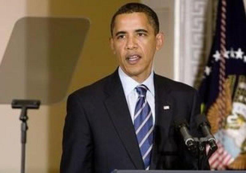 Barack Obama busca reformar el sistema de atención médica de su país. (Foto: Reuters)