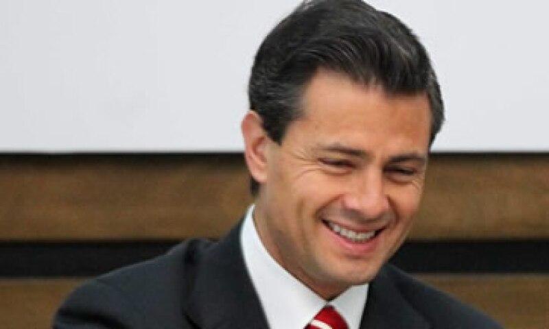 Peña Nieto, favorito en las encuestas, buscaría crear tribunales que únicamente atendieran temas de competencia. (Foto: Notimex)