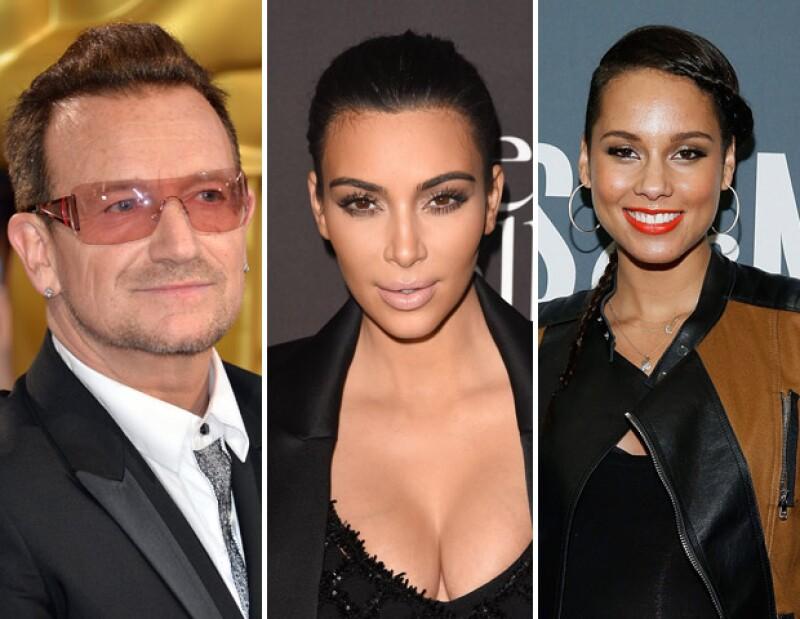 No todas son malas noticias y escándalos en Hollywood. Cuando se trata de dar un mensaje positivo a la sociedad, los famosos siempre están dispuestos a ayudar.