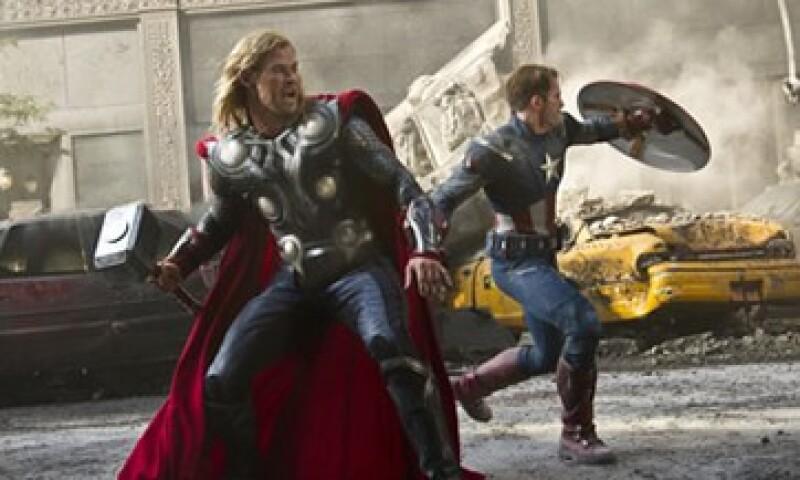 A 12 días de su estreno mundial, The Avengers ha recuadado 600 millones de dólares.  (Foto: AP)