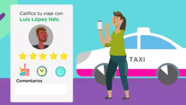 app mi taxi