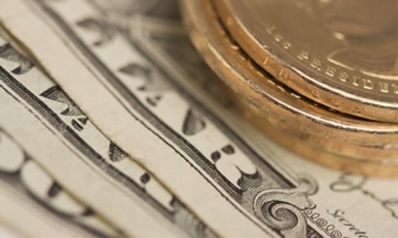 El tipo de cambio, según lo determinado por Banxico es de 11.9523 pesos. (Foto: Photos to Go)