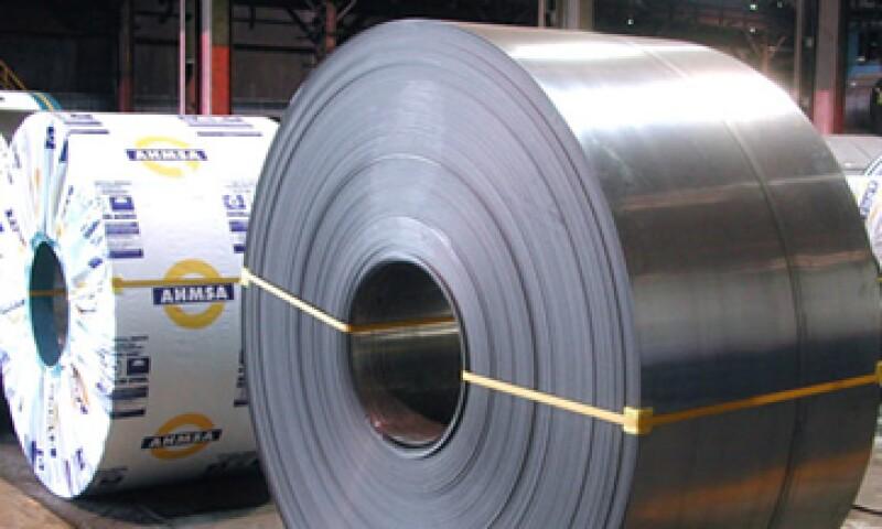AHMSA advierte más recortes si continúa la importación de acero en condiciones desiguales. (Foto: Tomada de ahmsa.com )