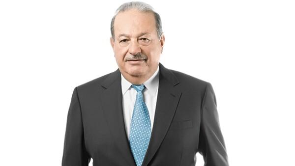 Carlos Slim Helú.