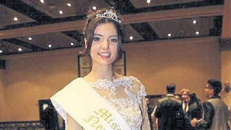 Tamara Fernández fue elegida como Miss Mundo Neuquén la semana pasada; sin embargo, en menos de 24 horas le llamaron para decirle que había perdido la corona.