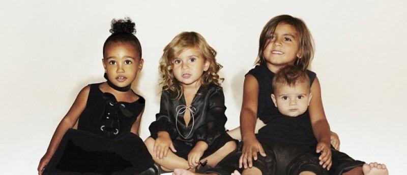 Para este año Kris, Kim, Khloé, Kourtney, Kendall y Kylie, no fueron las protagonistas, ¿quiénes estuvieron en su lugar?