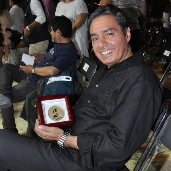 Agustín Lara Larraga.