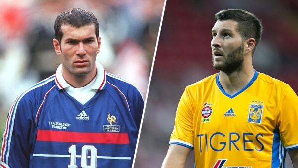 Zidane y Gignac