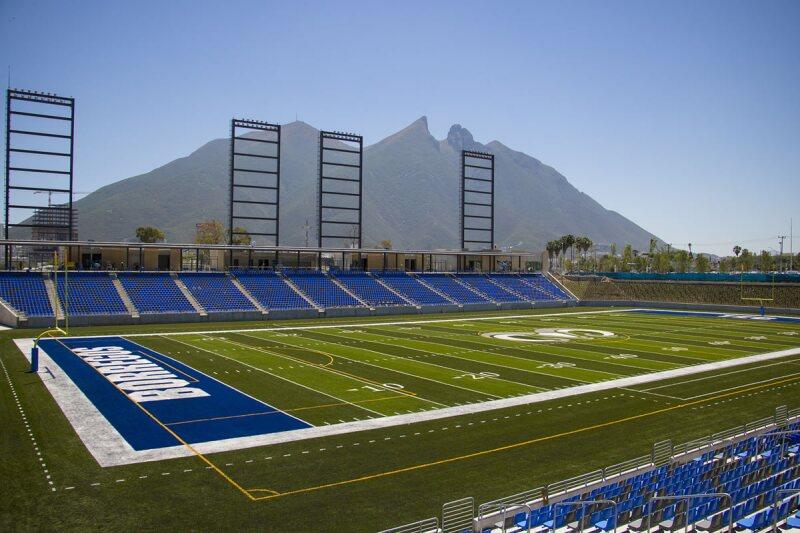 Estadio Borregos Tec de Monterrey