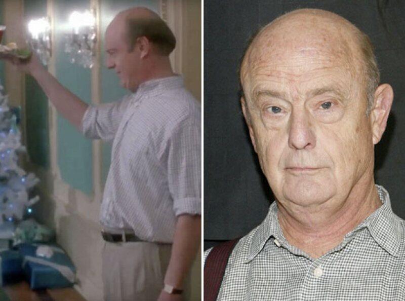 Gerry, el tío de Kevin, ha tenido pequeñas participaciones en el mundo cinematográfico.