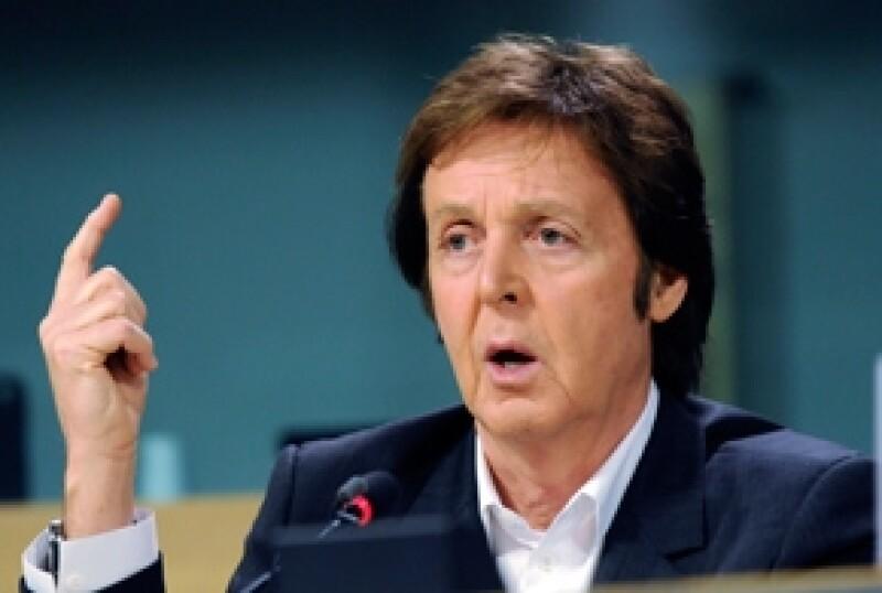 El ex Beatle asegura que el poder de detener el calentamiento global está en manos tanto de los individuos como de sus gobiernos.