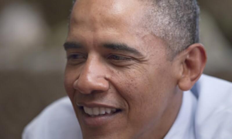 El mensaje del presidente Obama marcó una pausa en su lucha con los republicanos. (Foto: AP)