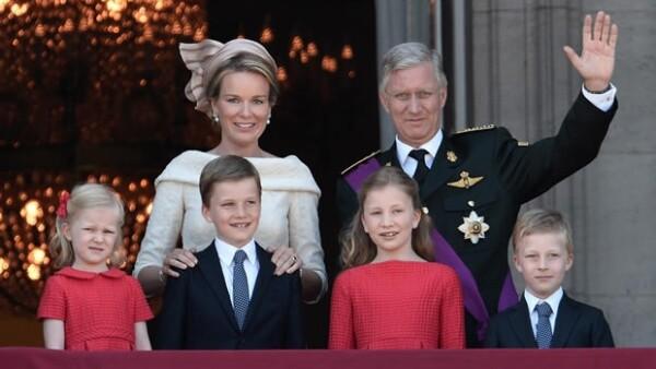 El rey Alberto II de Bélgica abdicó en favor de su hijo Felipe, convirtiendo a Matilde en la nueva monarca. ¿Quién es ella? Conoce a esta bella y talentosa `royal´.