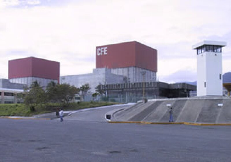La reestructuración de la nucleoeléctrica Laguna Verde permitirá incrementar la generación de energía en 20%. (Foto: Archivo Expansión)