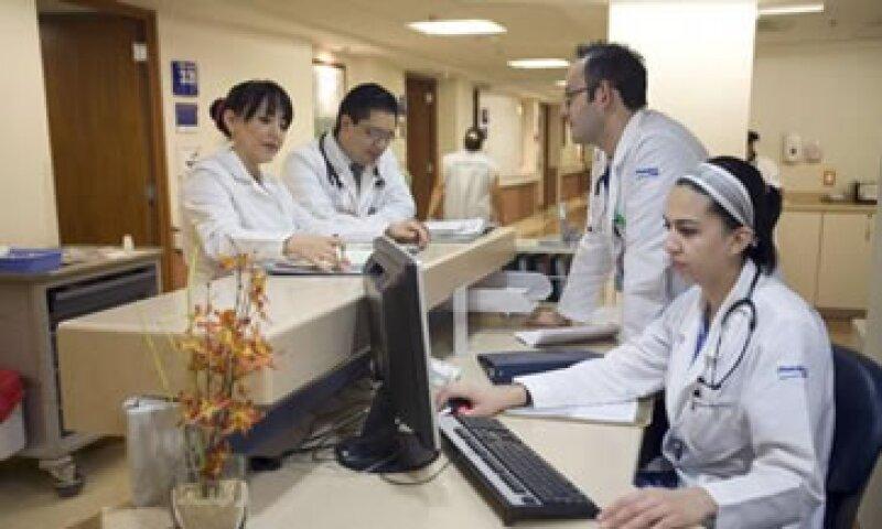 Médica Sur es el primer hospital del mundo, fuera de Estados Unidos, que comenzará a trabajar con Clínica Mayo. (Foto: Adán Gutiérrez)