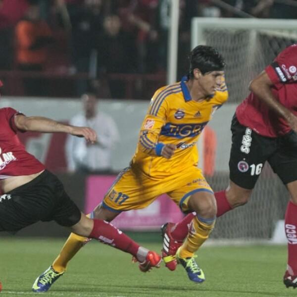 Xolos vs Tigres1