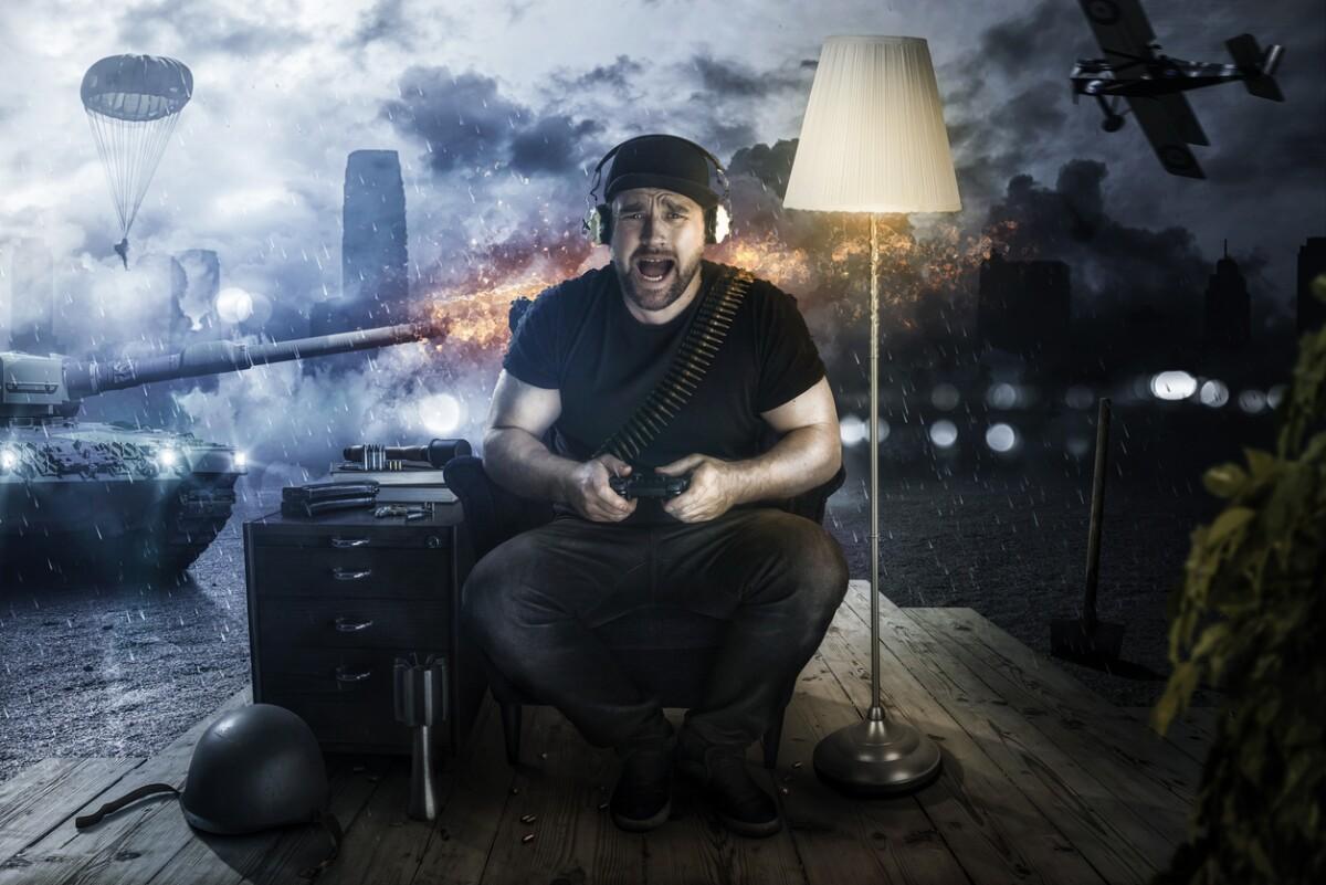 Los Videojuegos Incitan A La Violencia