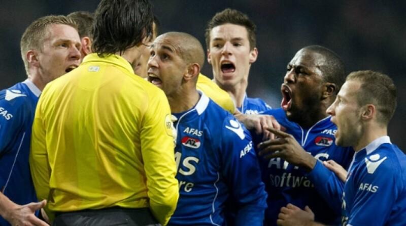 arbitro violencia futbol