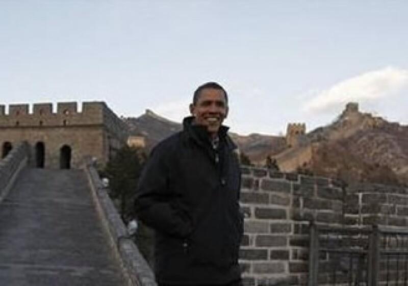 Barack Obama dijo en China que el plazo para el cierre de Guantánamo dependerá de la cooperación del Congreso.  (Foto: Reuters)