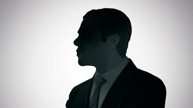 El regiomontano David Martínez es comparado con el empresario Carlos Slim, por su habilidad para saber cuándo invertir en instituciones en crisis y cuándo vender. La diferencia es que es prácticamente un desconocido. (Ilustración: Revista Expansión)