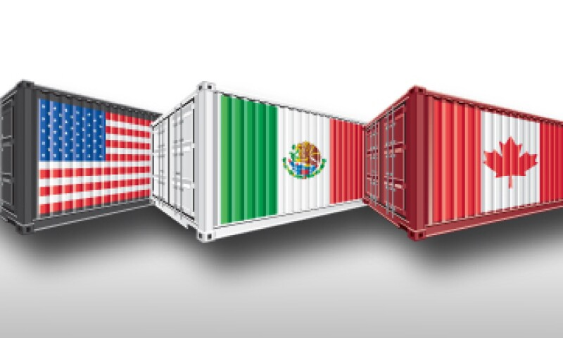 De 1993 a 2012, el libre comercio entre México y EU creció 506%, mientras que el comecio entre el vecino del norte con Canadá sólo aumentó 192%. (Foto: Especial)