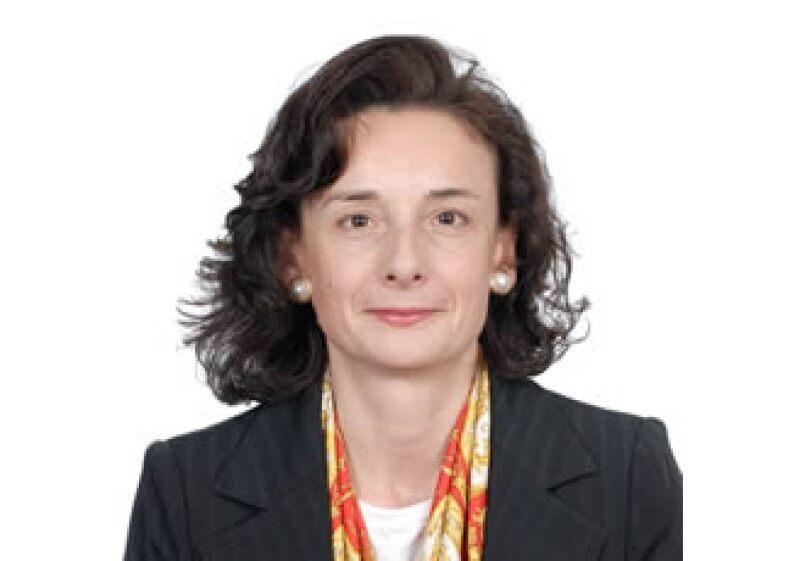 Gloria Gandolini se había desempeñado en la vicepresidencia del Tesoro de la entidad.  (Foto: Cortesía Banco Mundial)