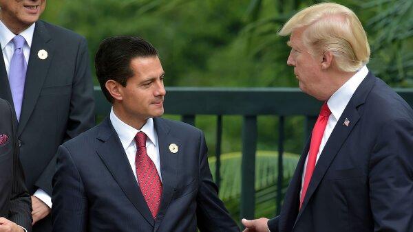 Peña-Trump