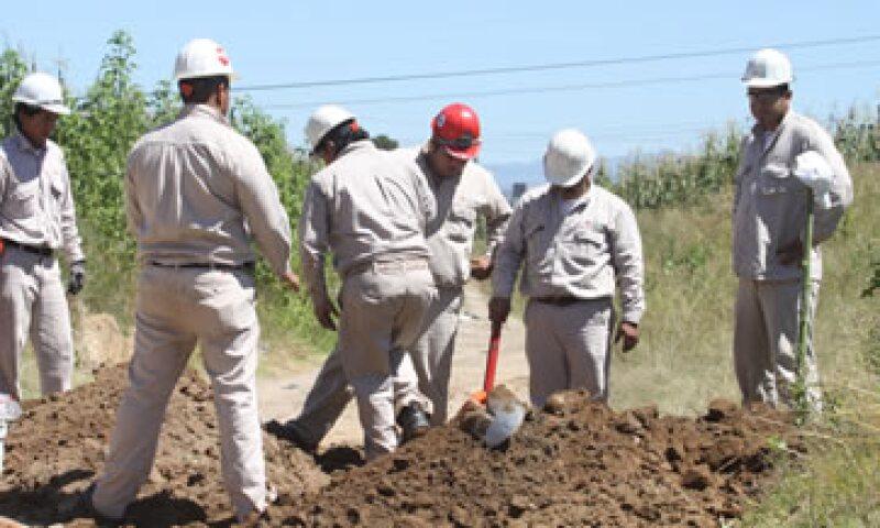 59 de las 69 tomas clandestinas localizadas este año en Tamaulipas estaban en Reynosa. (Foto: Notimex)