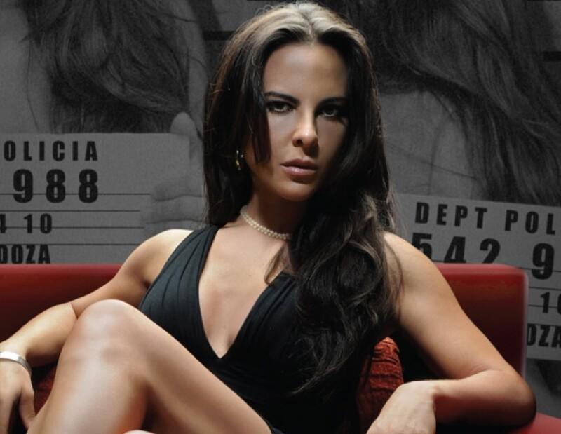 En enero de 2012, la actriz mexicana escribió una carta en Twitter en la que le envía un mensaje al famoso narcotraficante.