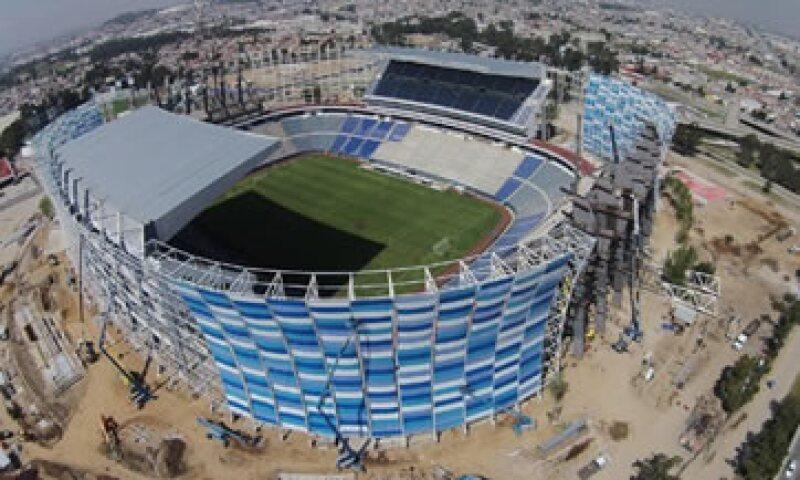 A partir del 29 de octubre, el inmueble, construido en 1968 y diseñado originalmente por el arquitecto Pedro Ramírez Vázquez dejará de llamarse Estadio Cuauhtémoc. (Foto: Cortesía Gobierno Puebla  )