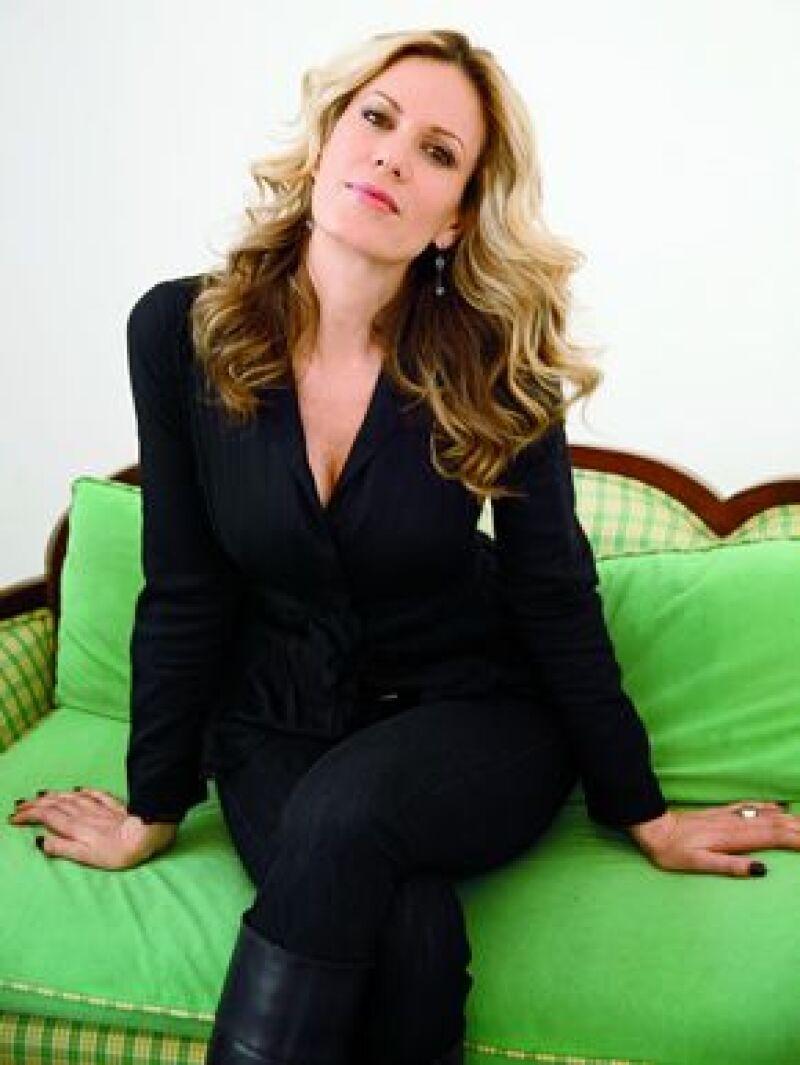 Me costó trabajo participar ya que no quería caer en lo típico, en hablar de mi carrera: Rebecca de Alba.