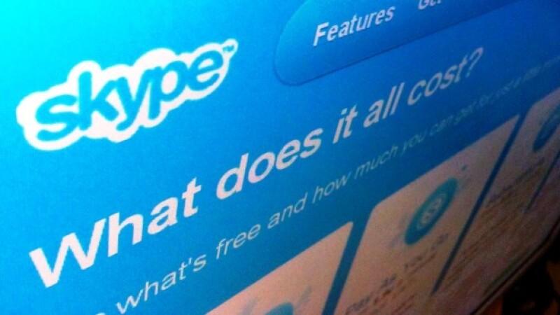 Compra de Skype