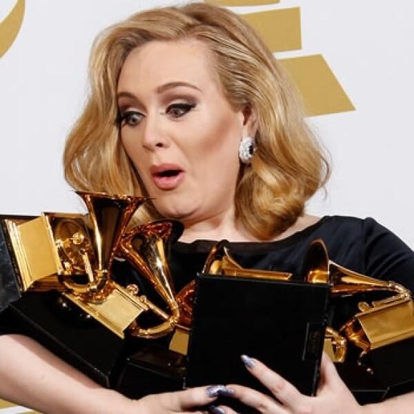 Adele Londres 2012