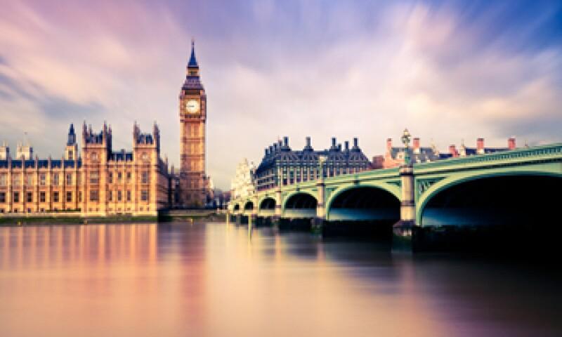 El FTSE 100 de la bolsa de Londres ha subido cerca de 11% en lo que va del año. (Foto: Getty Images)