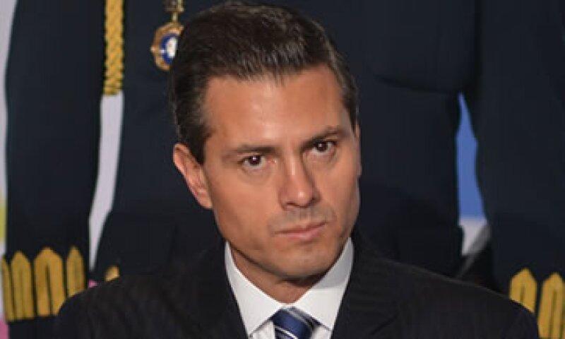 El presidente Enrique Peña Nieto inició este martes la segunda mitad de su sexenio (Foto: Cuartoscuro/Archivo).