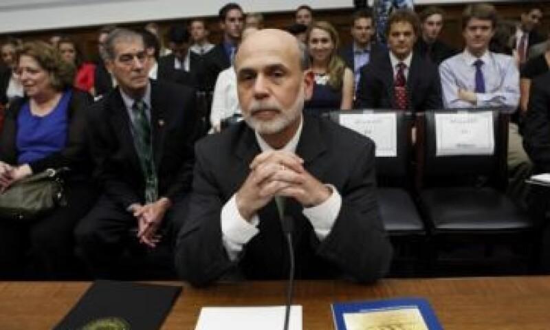 Bernanke aceptó que las últimas proyecciones de la Fed sobre crecimiento no incluían aún cifras del último informe de empleo. (Foto: Reuters)