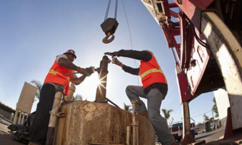 A tasa interanual, la producción industrial tuvo un declive de 1.1%, según el reporte del INEGI. (Foto: Getty Images)