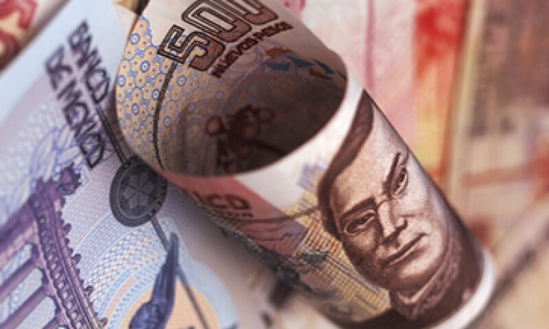 El peso recortó por un momento sus ganancias, tras el informe de Banxico.   (Foto: tomada de getsigneasy.com)