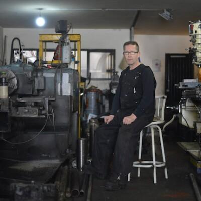 Inventor Francisco Gerardo Nungaray Benítez