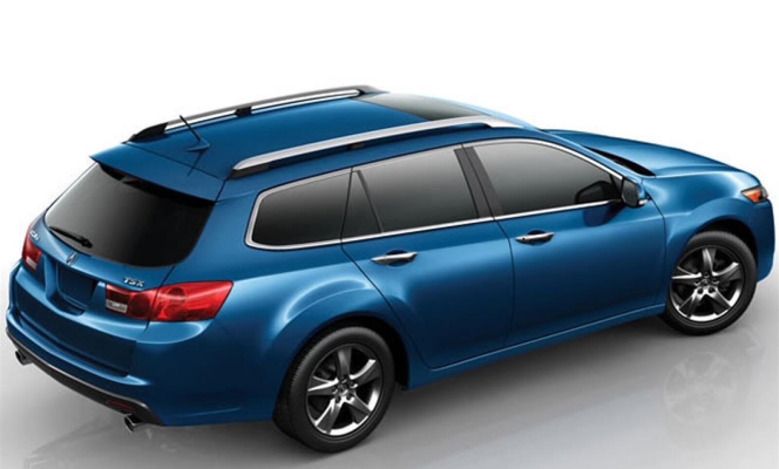 El AutoShow de Nueva York dejó en claro que la tendencia hacia los vehículos híbridos no para de crecer. La primera muestra es el Acura TSX Sport Wagon, que muestra un desempeño de lujo y ecológico.