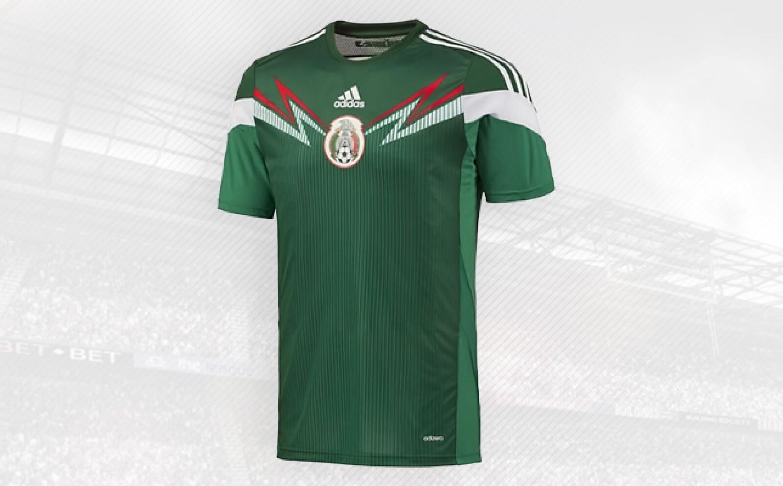 La actual relación entre Adidas y la Federación Mexicana de Futbol comenzó en 2007.