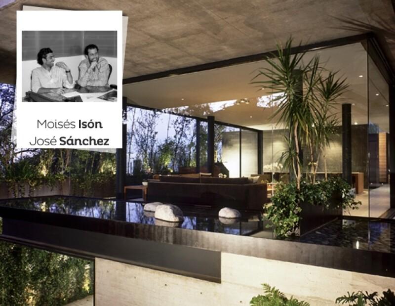 Casa la Punta por Moisés Isón y José Sánchez