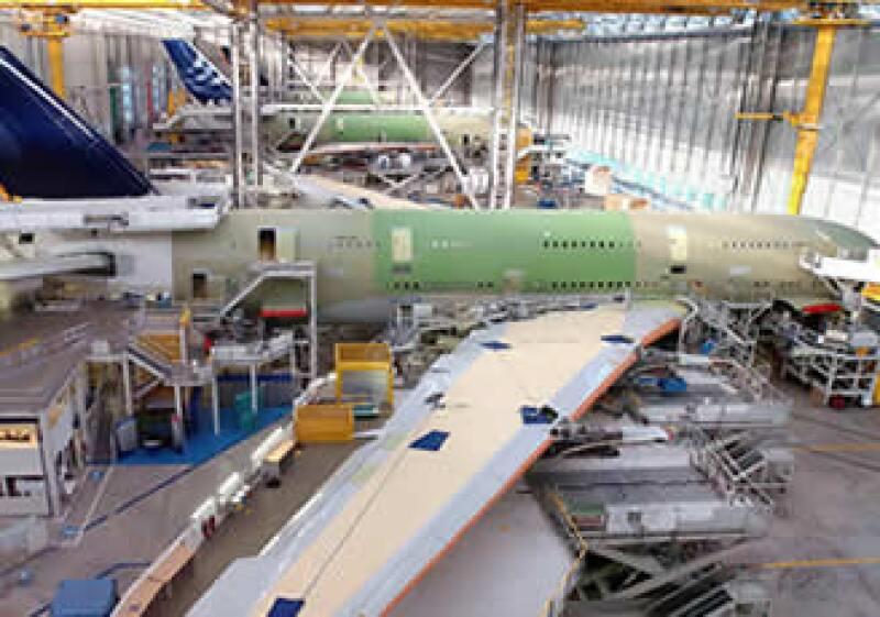 Una delegación de 13 empresas británicas del sector aeroespacial visitó recientemente Baja California en busca de oportunidades de inversión. (Foto: AP)