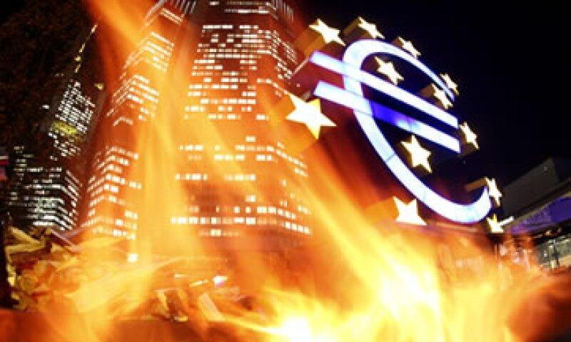 Finlandia dijo que la división de la eurozona tendrá una carga financiera para Europa. (Foto: AP)