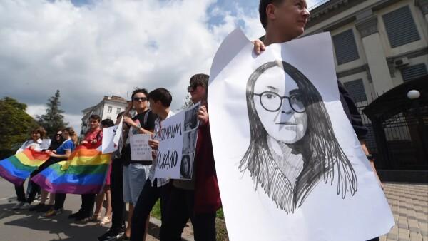 La comunidad LGBT de Rusia teme la 'caza a los homosexuales'