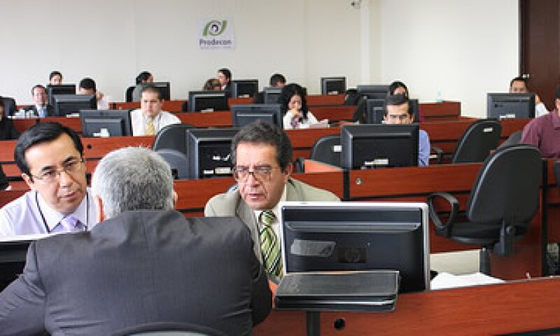 La Procuraduría de la Defensa del Contribuyente trabaja con Cámaras empresariales y colegios profesionales. (Foto: Cortesía Prodecon.gob.mx)