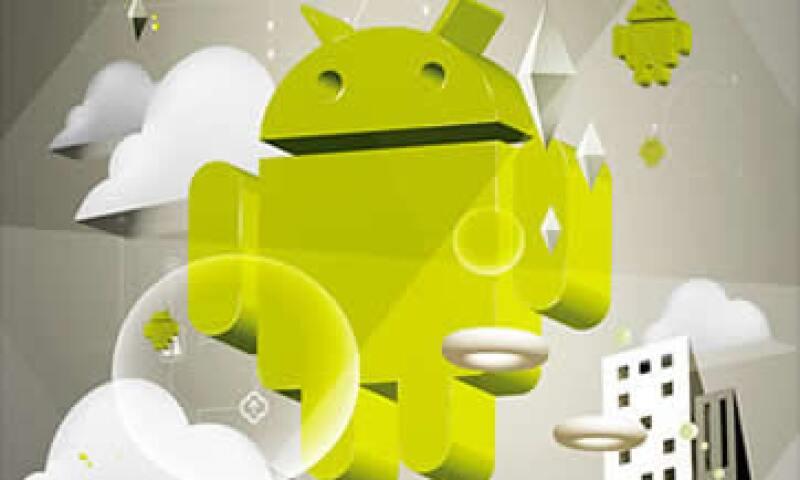 Cada día se activan 400,000 celulares con el sistema Android. (Foto: Cortesía Fortune)